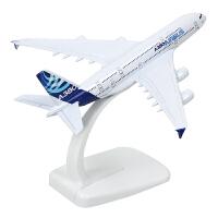空客a380飞机玩具模型仿真a330客机模型南航合金a320飞机模型