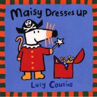 【现货】英文原版 Maisy Dresses Up 梅西穿衣服(小鼠波波:穿衣服)2-5岁 低幼趣味书 平装