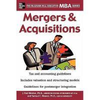 【预订】Mergers & Acquisitions