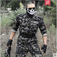 户外骑行军迷防尘用品下半脸防护cs战术恐怖面具 头巾半面骷髅面罩