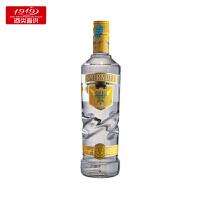【1919酒类直供】进口洋酒斯米诺风味(柑橘味)伏特加700ml 37.5°
