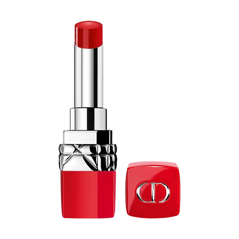 迪奥(Dior)烈艳蓝金挚红唇膏-红管999# 优雅与奢华完美呈现