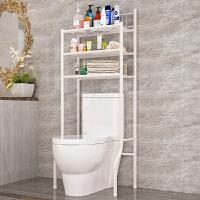 索尔诺浴室卫生间多功能马桶架置物架厕所整理架落地洗衣机架层架置物架Z723