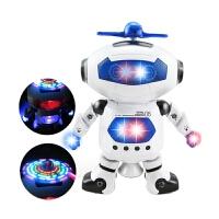 儿童玩具批发新款创意电动太空机器人唱歌跳舞小礼品 均码
