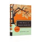 To Kill a Mockingbird 杀死一只知更鸟(50周年纪念版) ISBN9780061120084