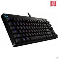 罗技(Logitech)G Pro机械游戏键盘 RGB背光紧凑式机械键盘 电竞