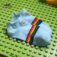 小虎宝儿童装男童船袜子2020夏季新款儿童短袜薄款中大童洋气春装
