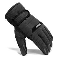 棉手套男士冬季骑车摩托车男滑雪手套