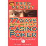 【预订】77 Ways to Get the Edge at Casino Poker