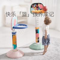 儿童篮球架室内家用可升降篮球框宝宝球类玩具投篮架