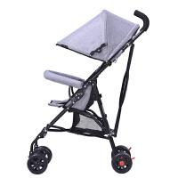 婴儿推车超轻便携式可坐躺折叠简易手推车bb宝宝小孩儿童迷你伞车