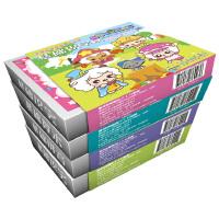 喜羊羊与灰太狼卡片系列(套装共4册)