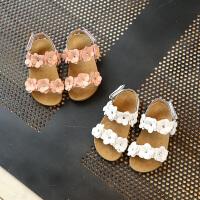 女宝宝凉鞋夏季新款小童鞋女童公主鞋