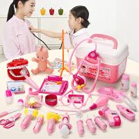 小医生玩具套装工具箱打针护士儿童医院过家家女孩听诊器