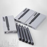 凌美墨囊T10狩猎者钢笔替换墨水芯恒星自信墨胆钢笔lamy墨囊5支装