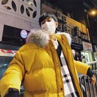 面包服男韩版冬季棉衣外套潮流学生棉袄子男冬装2018新款加厚棉服