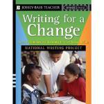 【预订】Writing For A Change: Boosting Literacy And Learning