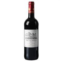 塞迪斯 188元/瓶美乐干红葡萄酒  法国原瓶进口  750ml