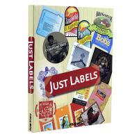 JUST LABELS PAGE ONE PUBLISHING PTE LTD 包装标签设计 品牌标志 食物饮料酒类包装