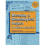 【预订】Managing a Genealogical Project. a Complete Manual