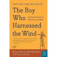 The Boy Who Harnessed the Wind 英文原版 驭风少年 纽约时报大学生必读书 潘石屹、美国前