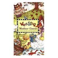 英文原版 Wee Sing Mother Goose [With CD (Audio)] 欧美经典儿歌:鹅妈妈童谣(附