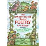 【预订】The Random House Book of Poetry for Children