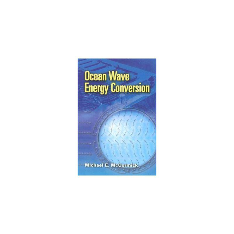 【预订】Ocean Wave Energy Conversion 美国库房发货,通常付款后3-5周到货!