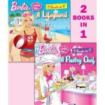 【预订】Barbie I Can Be a Pastry Chef/I Can Be a Lifeguard
