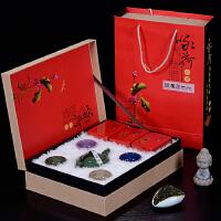 铁观音茶叶礼盒装浓香型礼品茶年货特级过年春节*佳品