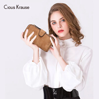 【1件3折,到手价:64.8元】Clous Krause ck钱包女2019新款钱包女长款手拿女钱夹