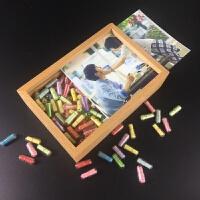 diy胶囊情书相框送男友男朋友走心的生日礼物个性创意别男生520