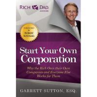 【预订】Start Your Own Corporation