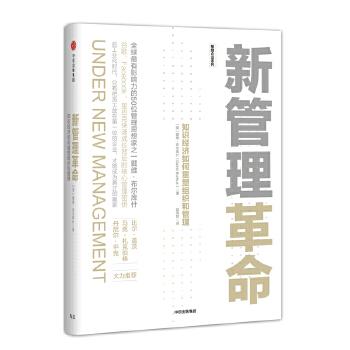 新管理革命:知识经济如何重塑组织和管理(pdf+txt+epub+azw3+mobi电子书在线阅读下载)