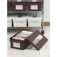 家用收纳碟片光盘盒专辑整理 收纳箱