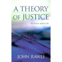 【预订】A Theory of Justice
