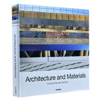 ARCHITECTURE & MATERIALS 建筑材料 建材的应用与运用 建筑设计书