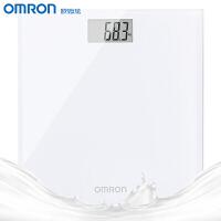 【8月限时特惠】欧姆龙家用电子体重计体重秤健康秤HN-289-W(白色) 方便快捷