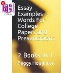 【中商海外直订】Essay Examples Words For College Papers and Present