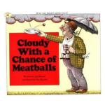 Cloudy With a Chance of Meatballs 阴天有时下肉丸 9780689707490