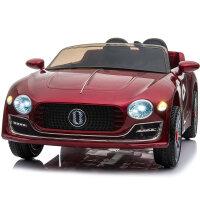 儿童电动车四驱遥控汽车宾利玩具车可坐人四轮车摇摆宝宝电动汽车