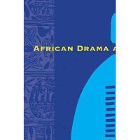 【预订】African Drama and Performance Y9780253217011