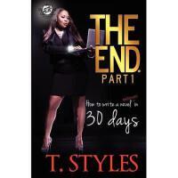 【预订】The End. How to Write a Bestseller in 30 Days