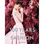 【预订】100 Years of Fashion 100年的时尚志 时尚革命的时髦故事 服饰改革 时尚设计穿搭书籍