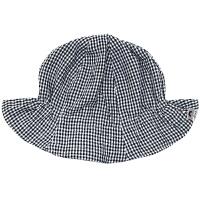 春夏季婴儿遮阳帽新生儿童太阳帽男女宝宝盆帽沙滩防晒渔夫帽 均码