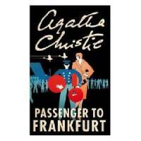 英文原版Passenger to Frankfurt 天涯过客(阿加莎侦探小说)