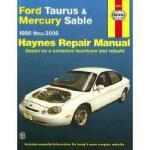 【预订】Ford Taurus & Mercury Sable: 1996 Thru 2005
