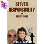 【中商海外直订】Steve's Responsibility
