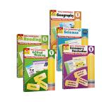 【一年级】Skill Sharpeners Grade 1 美国加州教材技能铅卷笔刀 Math数学Science科学R