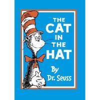 英文原版儿童书 The Cat in the Hat (Book CD) 苏斯博士:戴高帽子的猫(书 CD) 有声读物